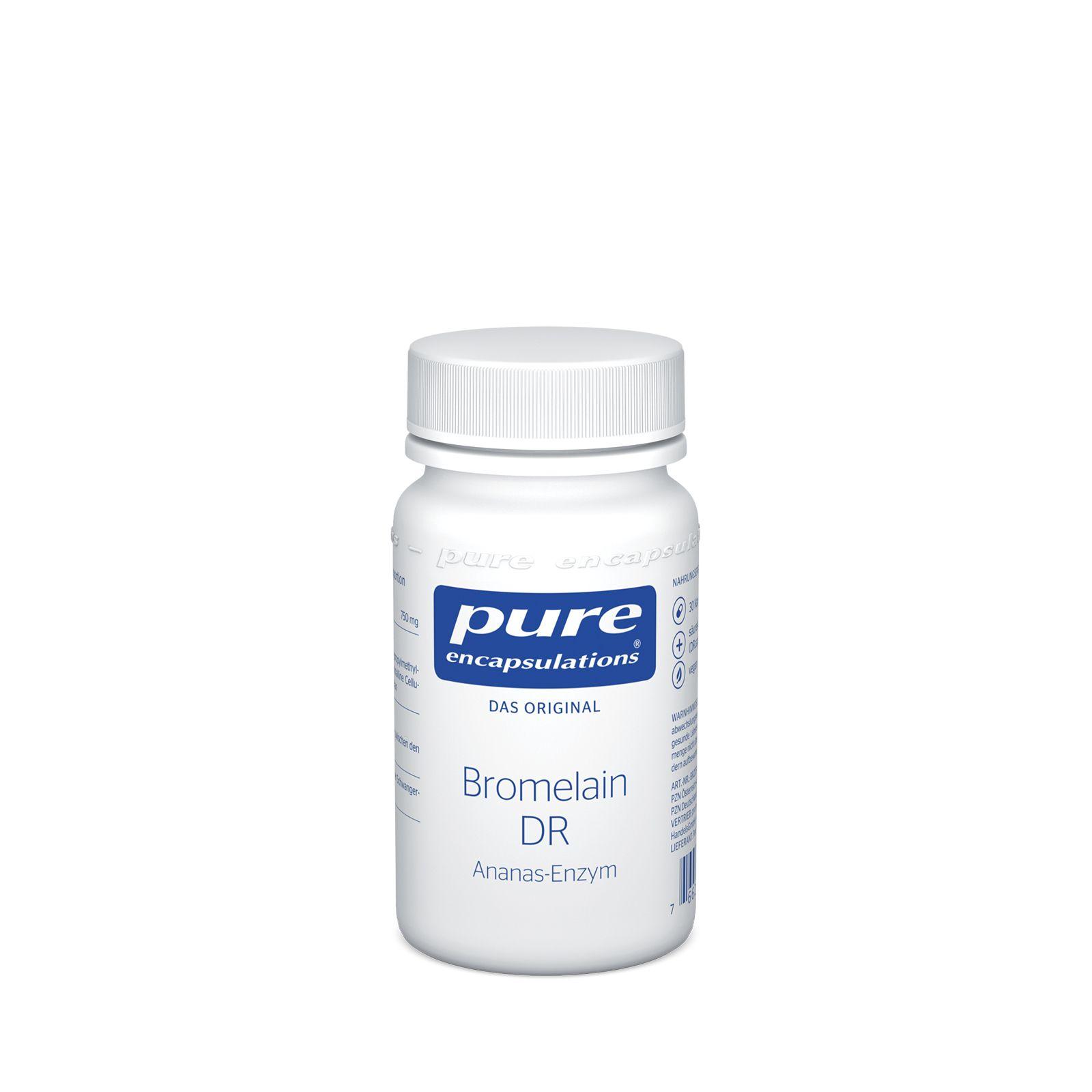 pure encapsulations® Bromelain DR