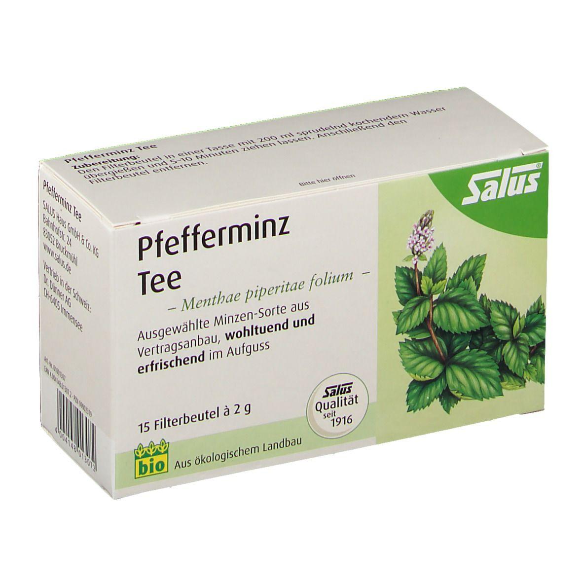 Salus® Bio Pfefferminz Tee