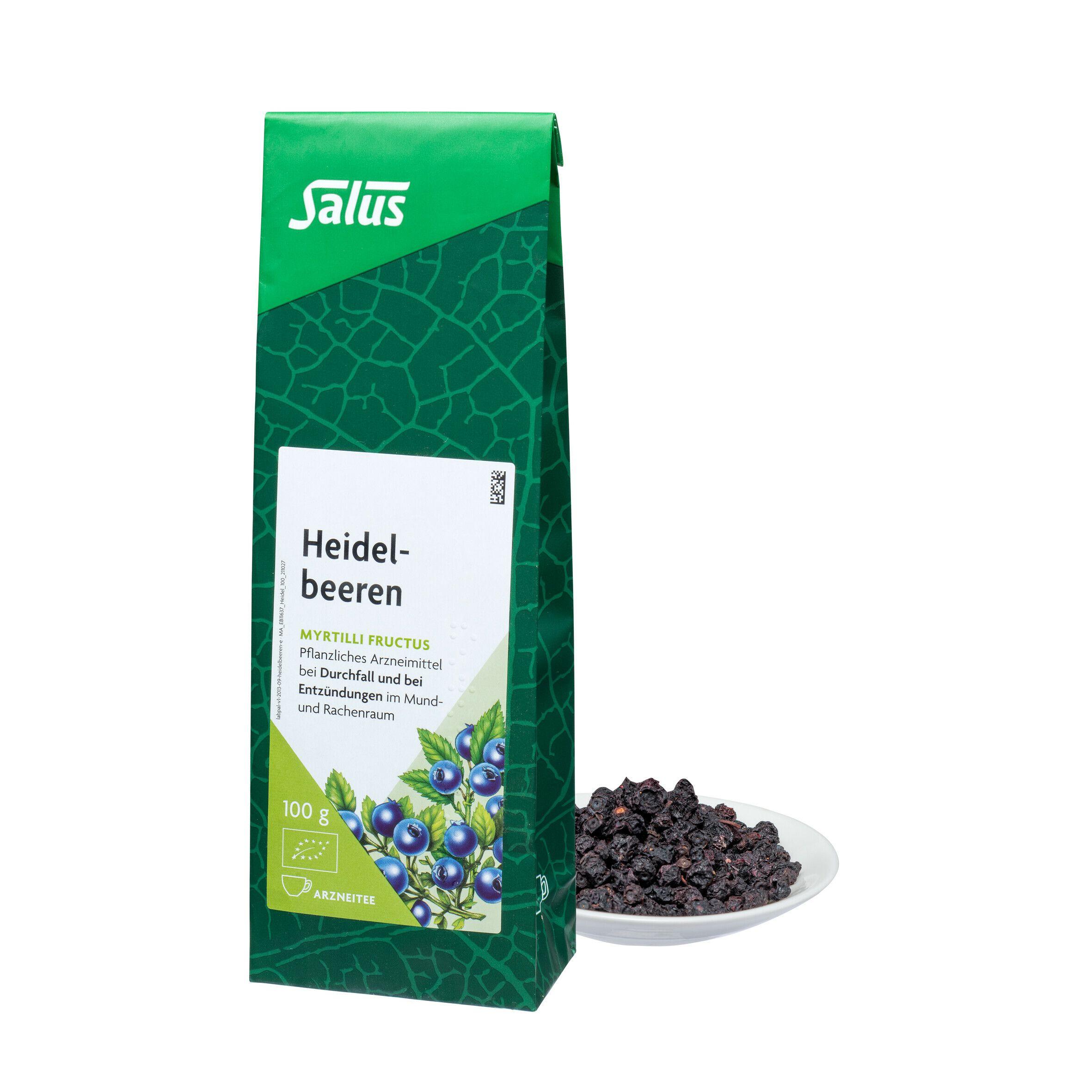 Salus® Heidelbeeren Arzneitee