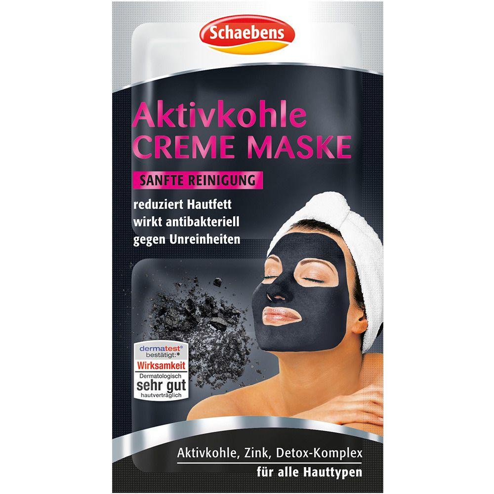 Aktivkohle Maske Rezept