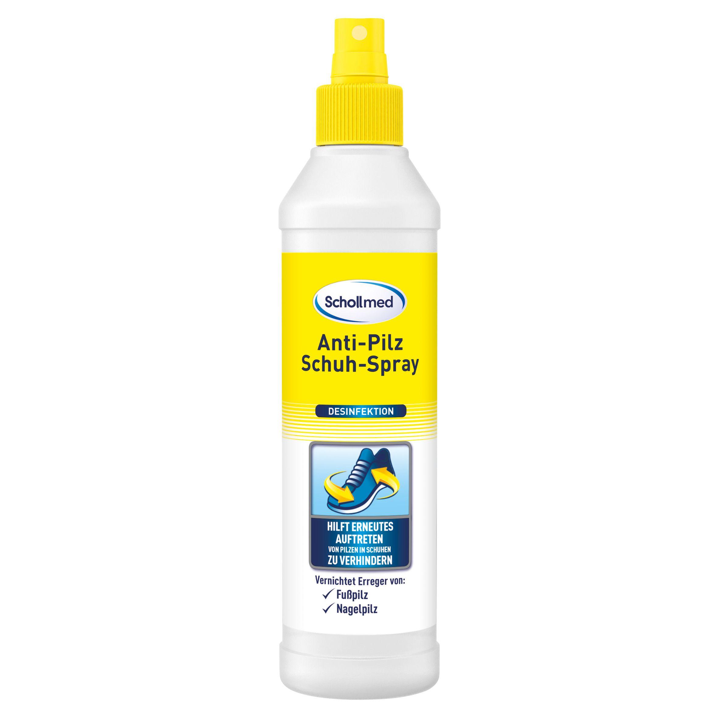 Schollmed Anti Pilz Schuh Spray 250 ml shop