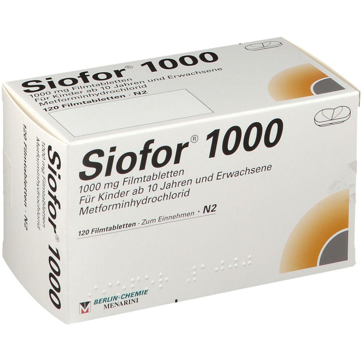 Siofor 1000 mg comanda