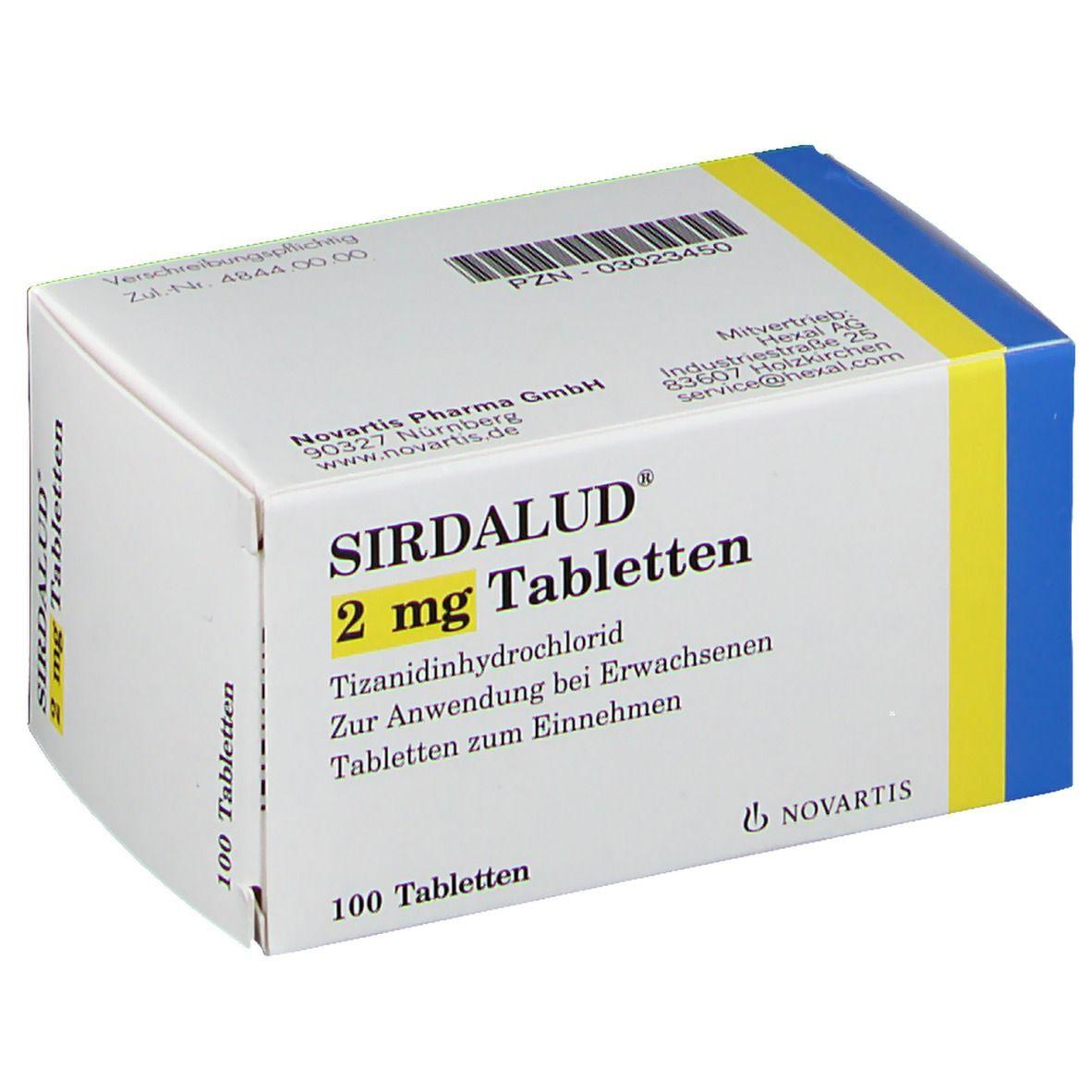 Sirdalud a prostatitis alatt Prosztatitis és emelkedett leukociták kezelése