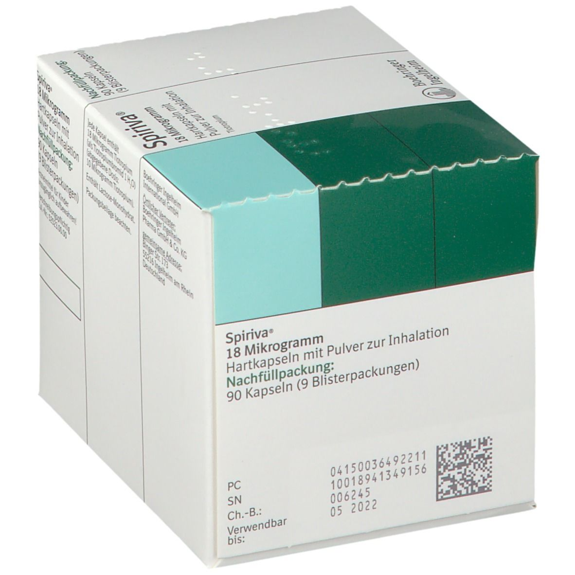 Spiriva handihaler 18 mg sleep aid