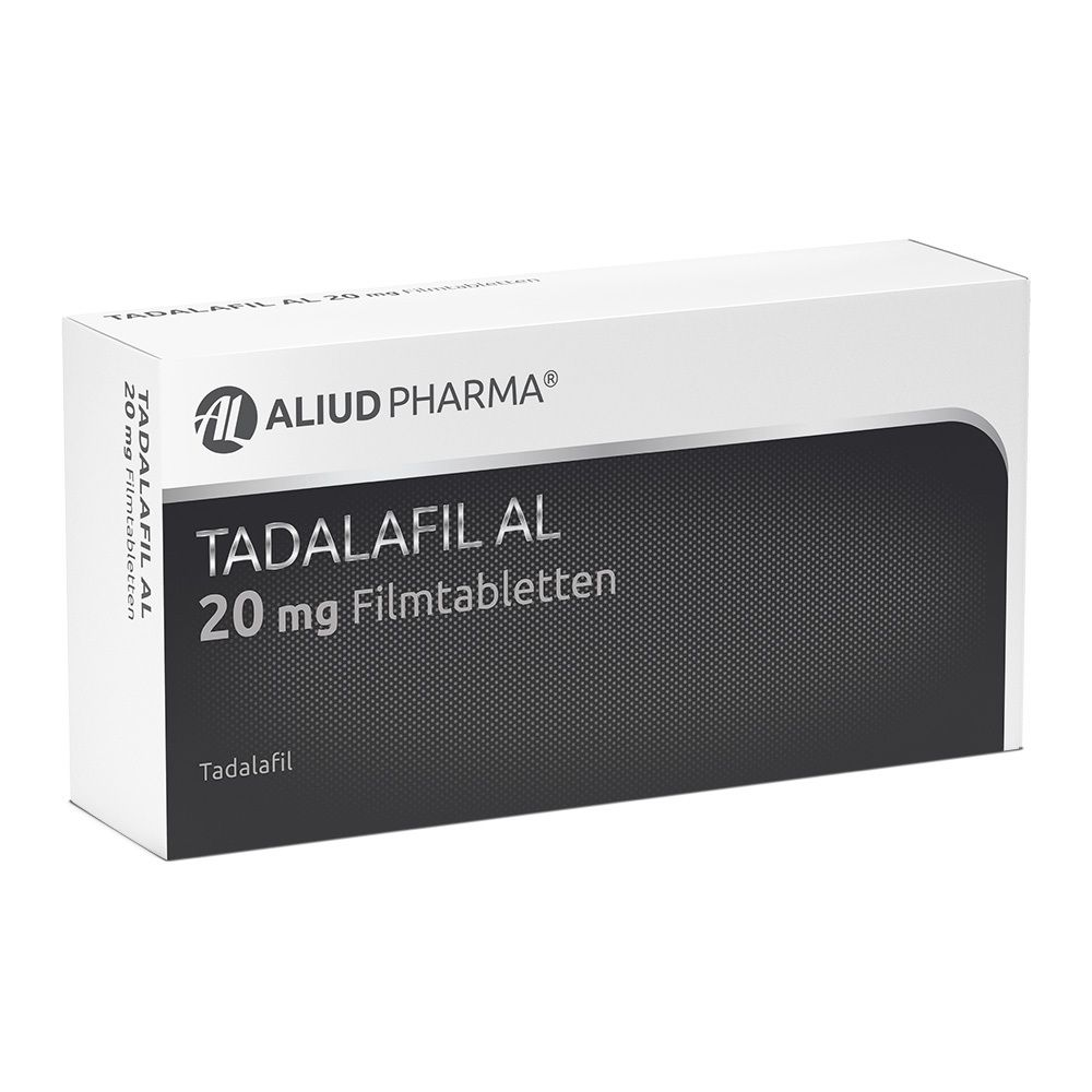 Tadalafil Al 20 Mg 24 St Shop Apotheke Com