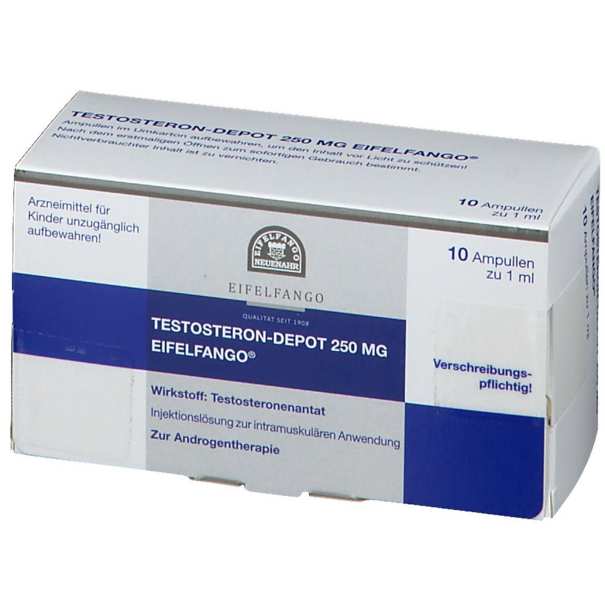 Testosteronenantat Testosterone Enanthate