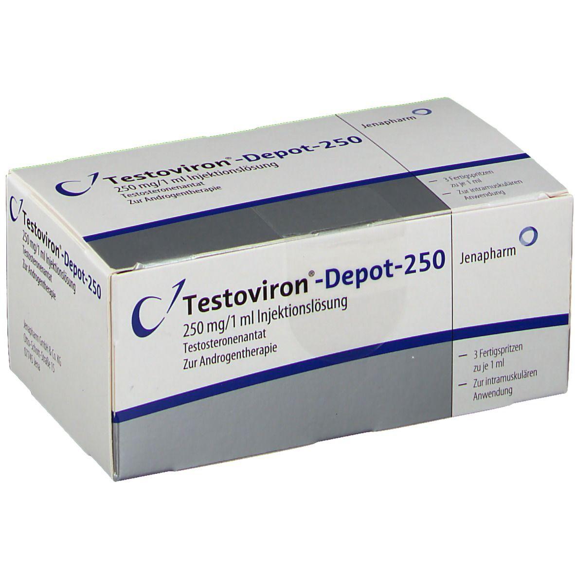 Testoviron-e 300 mg hcl