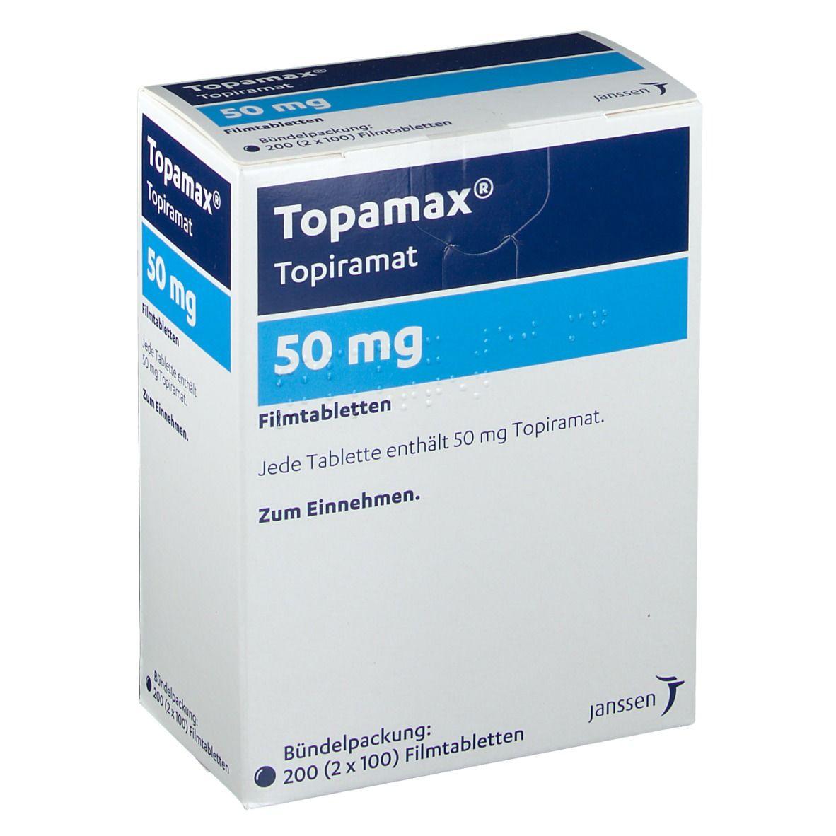 Topamax und plötzlicher Gewichtsverlust