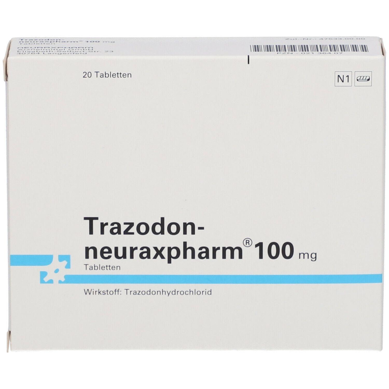 trazodon erfahrungen