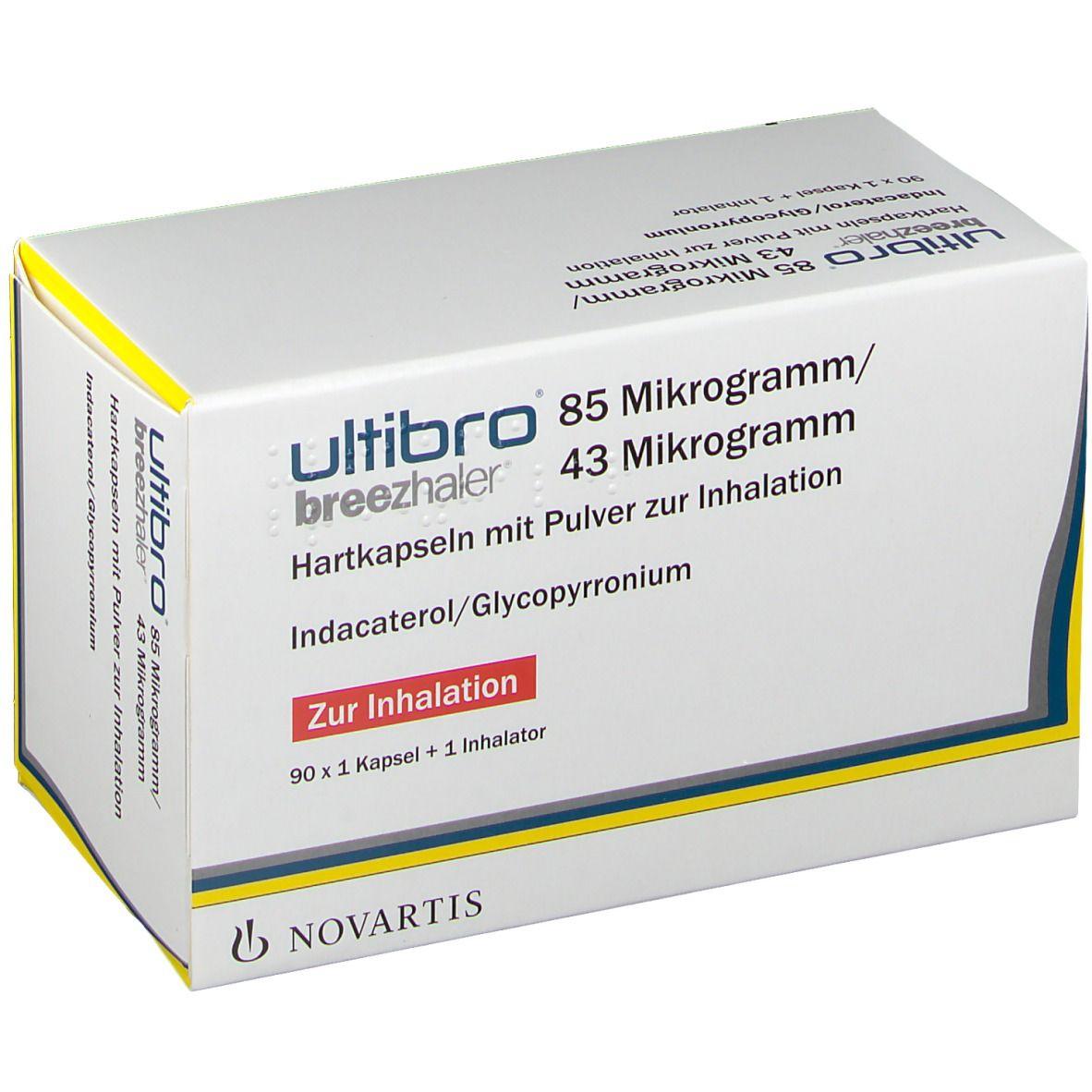 ultibro® breezhaler® 20 µg/20 µg 20 St   shop apotheke.com
