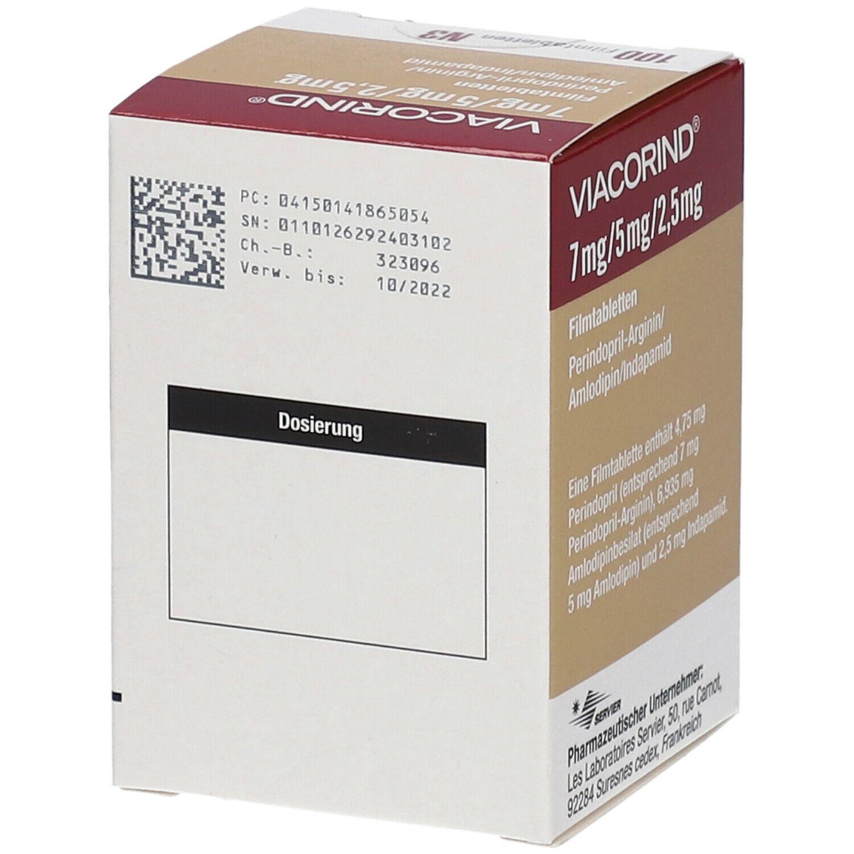 VIACORIND® 200 mg/200mg/20,200 mg 20 St   shop apotheke.com