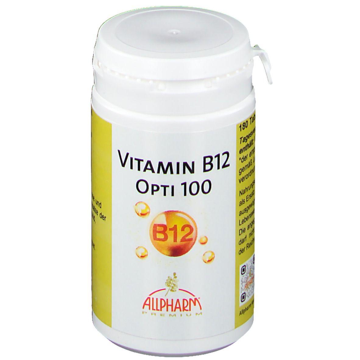 Vitamin B12 Opti 100