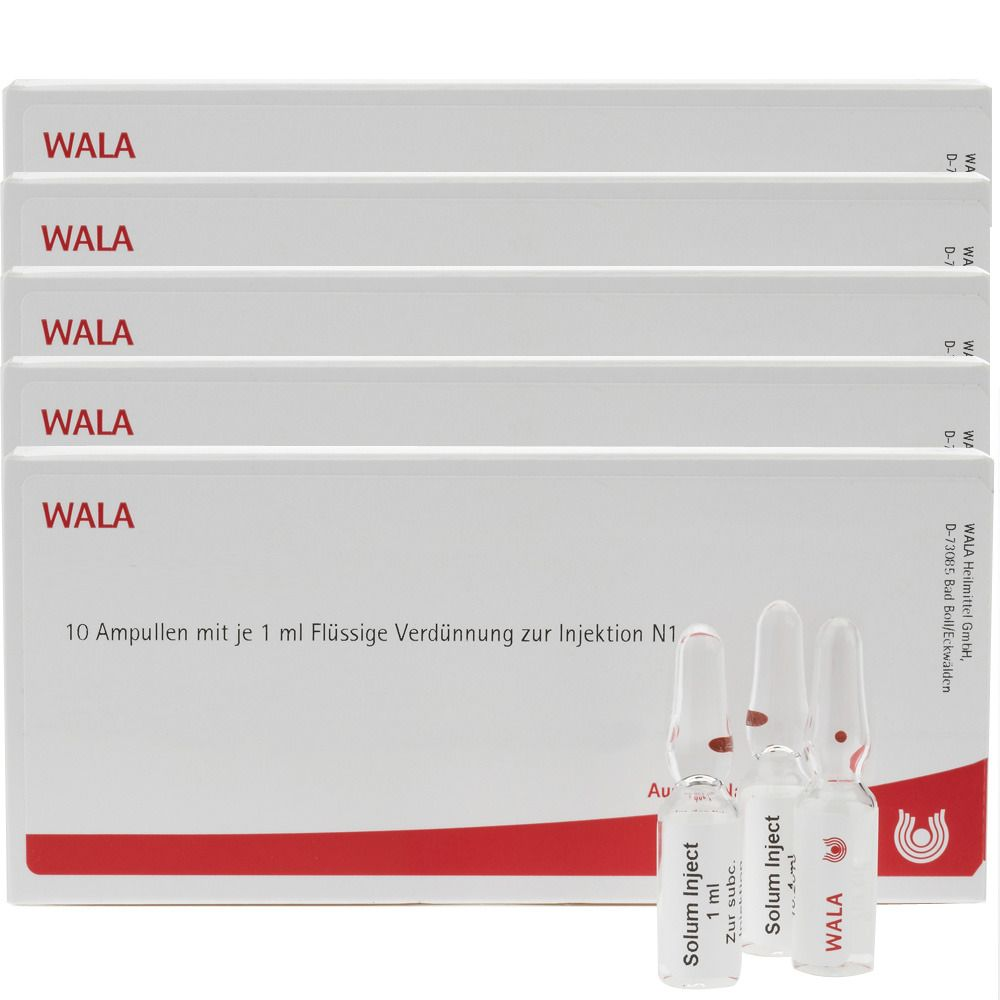 WALA® Crataegus e foliis et fructibus D 2