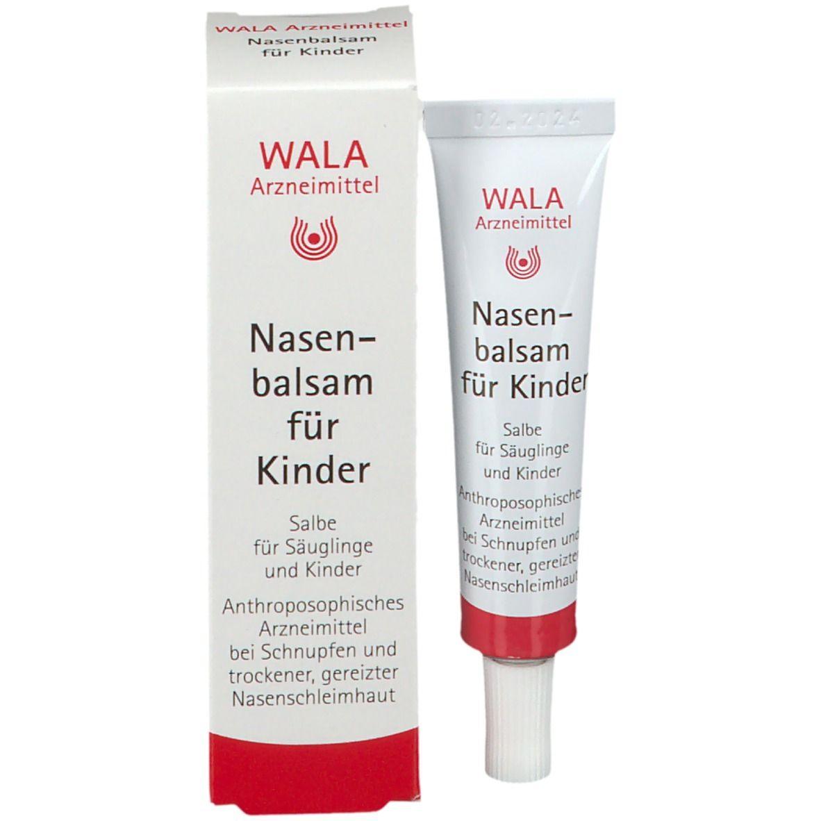 Wala Nasenbalsam Baby