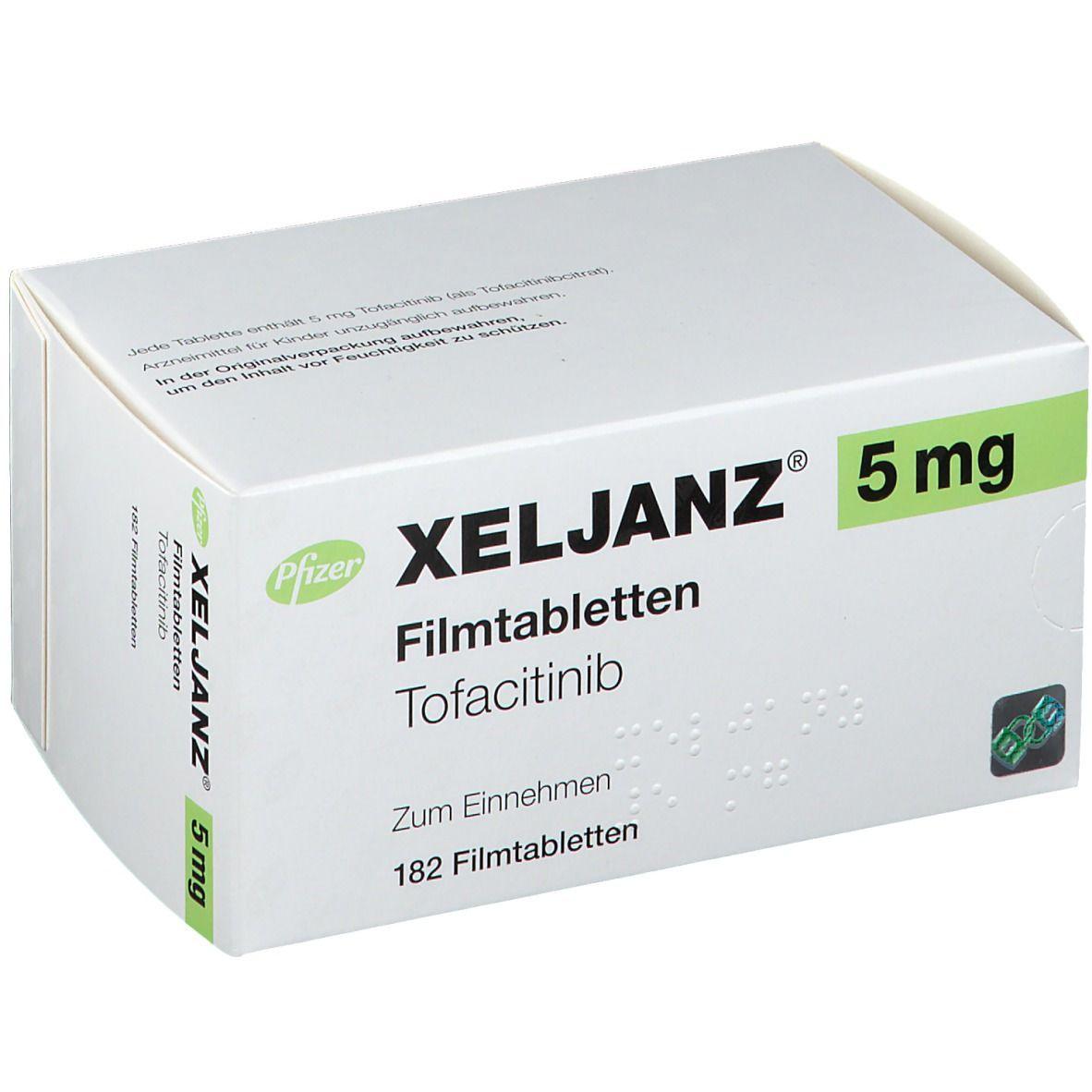 Xeljanz® 20 mg 20 St   shop apotheke.com