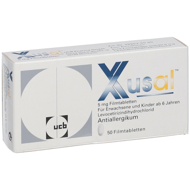 Xusal™ 5 mg Filmtabletten 50 St - shop-apotheke.com